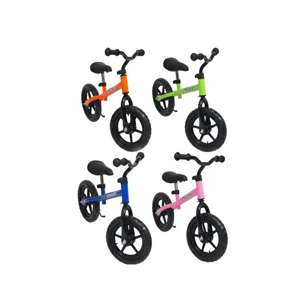 子供用 ランニングバイク 自転車 足こぎ自転車 ペダル無し スタンド付き キッズバイク 子供用 【送料無料】###自転車GR-02S###