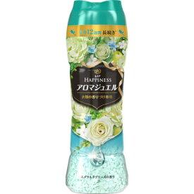 【P&G】 レノアハピネス アロマジュエル エメラルドブリーズの香り(520ml)【4902430860062】