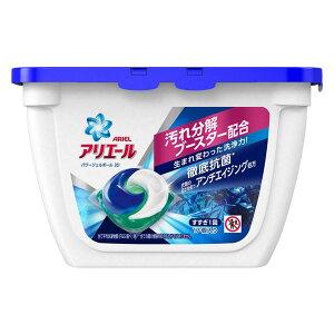 【P&G】 アリエール パワージェルボール3D 本体(17個入)【4902430142380】【ジェルボール洗剤】
