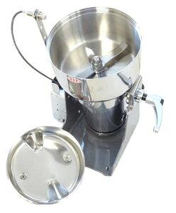 [ハイスピードミル HS−20] 容器容量:2000cc 小型粉砕機、製粉機、粉末にする機械
