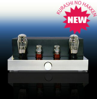 2 A 3 single-tube stereo power amplifier Kit-ICA Japan [TU-8230]