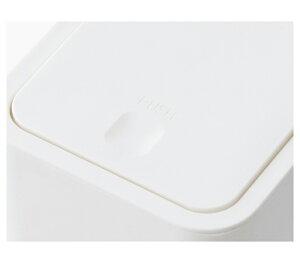 プッシュ式ダストボックスゴミ箱8Lゴミ袋隠せるビニール袋袋見えない北欧分別分別ゴミ箱リビングシンプルキッチンオフィス祝いふた付きコンパクトギフトプッシュダストボックスint-041