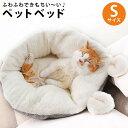 ペットベッド Sサイズ ペットハウス 犬 猫 犬ベッド 猫ベッド ペットクッション クッション 猫用 犬用 ペット用 やわらかい ベッド 可愛い 猫グッズ おしゃれ 小型犬 座布団 ボンボン ふわふわ