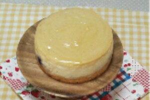 お豆腐のベイクドチーズケーキ 10センチ(約3、4カット)