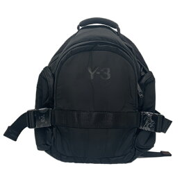Y-3 ワイスリー y3 ヨウジヤマモト yohji yamamoto backpack バックパック リュックサック 黒リュック 大きめリュック 大きめ ブランド 大容量 バッグ リュック 黒 シンプル おしゃれ 通勤 a4 ビジネス pc 女性 メンズ レディース ブラック カジュアル GK2106 正規新品