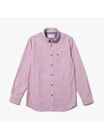 [Rakuten Fashion]ストレッチオックスフォードボタンダウンシャツ LACOSTE ラコステ シャツ/ブラウス 長袖シャツ【送料無料】