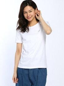 [Rakuten Fashion]コットンジャージークルーネックTシャツ(半袖) LACOSTE ラコステ カットソー Tシャツ ホワイト ブラック レッド グリーン ネイビー【送料無料】