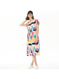 【SALE/50%OFF】モダングラフィックデザインシャツドレス LACOSTE ラコステ ワンピース シャツワンピース【RBA_E】【送料無料】[Rakuten Fashion]