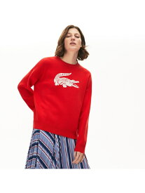 [Rakuten Fashion]【SALE/30%OFF】ワニデザインクルーネックセーター LACOSTE ラコステ ニット 長袖ニット【RBA_E】【送料無料】