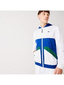 [Rakuten Fashion]カラーブロック撥水ジップジャケット LACOSTE ラコステ コート/ジャケット ブルゾン【送料無料】