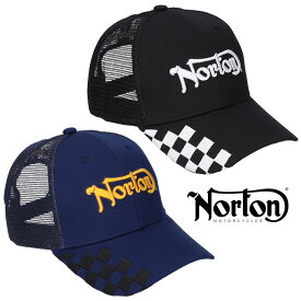 バイク用品 ノートン キャップ バイク 用品 日焼け防止 帽子 Norton(ノートン) NRC02 取寄品