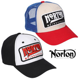バイク用品 ノートン キャップ バイク 用品 日焼け防止 帽子 Norton(ノートン) NRC04 取寄品