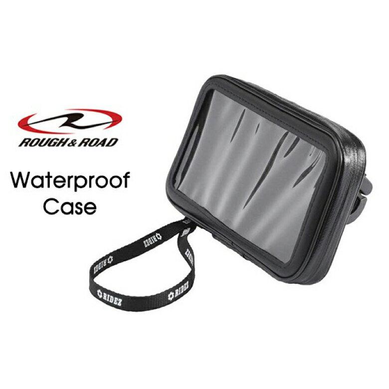 RIDEZ ライズ 防水スマホケース Waterproof Case スマートフォン スマホケース 防水ケース バイク 自転車 タブレット ナビ