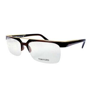 トムフォード サングラス TOM FORD 眼鏡 メガネフレーム ブラウン One Size ft5069-850-55