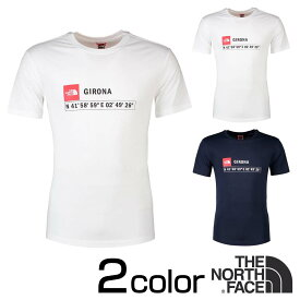 ノースフェイス Tシャツ THE NORTH FACE GPS Girona メンズ S/M/L/XL nf0a35x9 バレンタイン プレゼント 彼氏