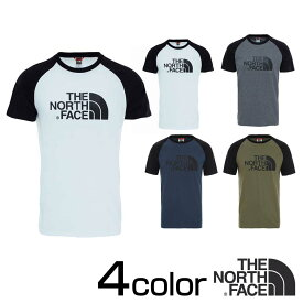 ノースフェイス Tシャツ ラグラン ロゴTシャツ THE NORTH FACE Raglan Easy メンズ レディース ユニセックス XS/S/M/L/XL nf0a37fv