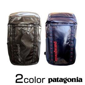 パタゴニア ブラックホール 32L Patagonia ブラック/ネイビー 49301blk
