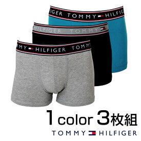トミー ヒルフィガー ボクサーパンツ アンダーウェア Tommy Hilfiger COTTON STRETCH BALARD BLUE S/M/L/XL 09t3698-496-s プレゼント 【並行輸入品】