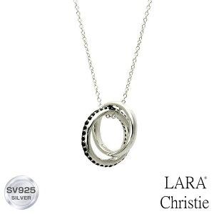 ネックレス メンズ LARA Christie (ララクリスティー)メビウス ネックレス[ BLACK Label ] シルバー ネックレス メンズ ネックレス 父の日ギフト
