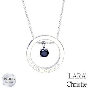 メンズ ネックレス LARA Christie (ララクリスティー)ヴォヤージュ ネックレス[ BLACK Label ] シルバー ネックレス