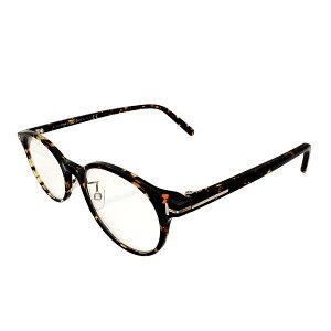 トムフォード メガネ Tom Ford メガネフレーム ブルーライトカットレンズ FT5648-D-B 056 49 【並行輸入品】