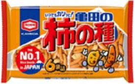 亀田 柿の種 6袋詰190g×12