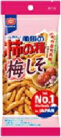 亀田 柿の種 梅しそ57g×10