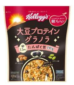 ケロッグ 大豆プロテイングラノラ袋×6
