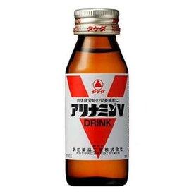 特売 武田薬品工業アリナミンV 50ml 10入り
