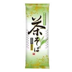 日本製粉 宇治抹茶入り茶そば 200g 10入り