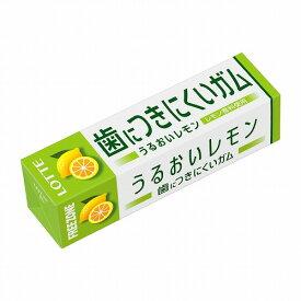 特売 ロッテフリーゾーンガム レモン 9枚 15入り