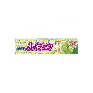 ハイチュウ 桃太郎ぶどう味 12本