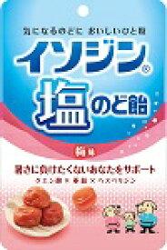 味覚糖 イソジン塩のど飴 梅81g×6