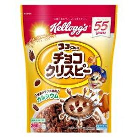 日本ケロッグ チョコクリスピー 袋260g 6入り