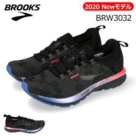 [送料無料] ブルックス リコシェ2 BRW3032 ランニングシューズ レディース スニーカー BROOKS Ricochet2 ブラックピンク 高反発 DNA AMP アキレス 運動靴 (2001)