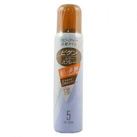 ビゲン カラースプレー 5(深い栗色)