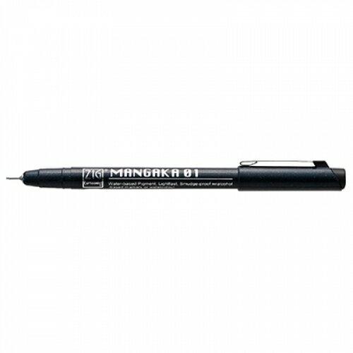 アーテック マンガ用線描きペン 黒 ZIG 0.1※取り寄せ商品(注文確定後6-20日頂きます) 返品不可