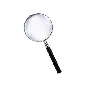 クツワ 拡大鏡(75mm)※取り寄せ商品(注文確定後6-20日頂きます) 返品不可