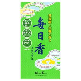 日本香堂 毎日香 ナチュラル バラ詰 約140g※取り寄せ商品(注文確定後6-20日頂きます) 返品不可