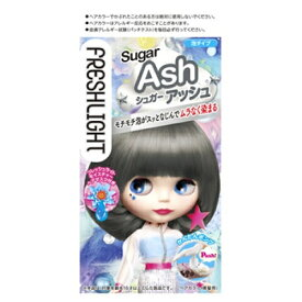 【医薬部外品】フレッシュライト 泡タイプカラー シュガーアッシュ(1セット)