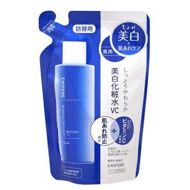 【医薬部外品】ちふれ化粧品 美白化粧水VC 詰替用 180mL×3個