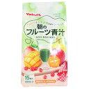 朝のフルーツ青汁 7gX15袋