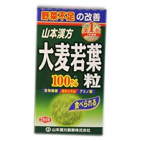 大麦若葉 青汁100%粒 280粒