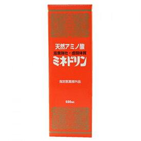 【指定医薬部外品】天然アミノ酸 ミネドリン 600ml