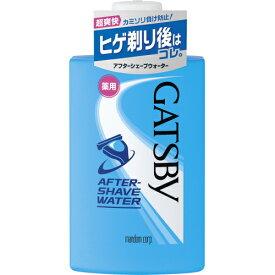 【医薬部外品】ギャッツビー アフターシェーブウォーター 140ml