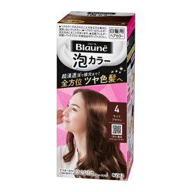 【医薬部外品】ブローネ 泡カラー 4 ライトブラウン