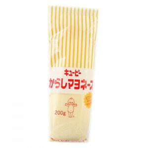 キユーピー からしマヨネーズ 200g