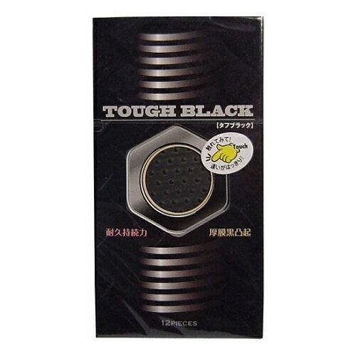 TOUGH BLACK タフブラック 12個入り※取り寄せ商品(注文確定後6-20日頂きます) 返品不可
