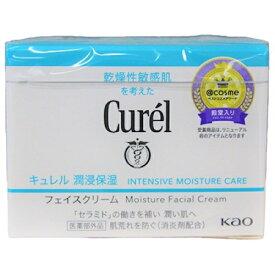 【医薬部外品】キュレル 潤浸保湿クリーム 40g