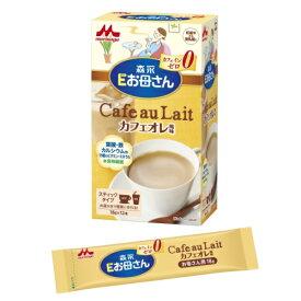 森永 Eお母さん カフェオレ風味(18g×12本)